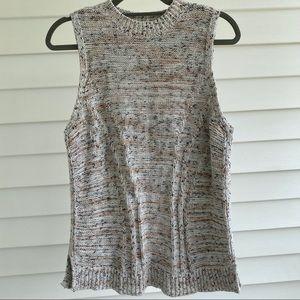 Loft Sleeveless Knit Sweater Vest